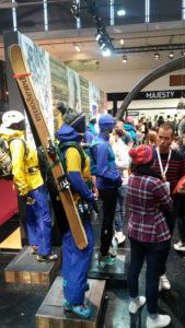 firmenkunde spurart ski messe ispo