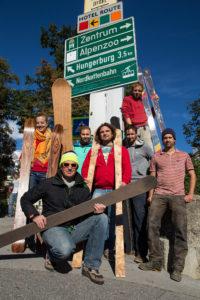 firmen kunden skibau workshop