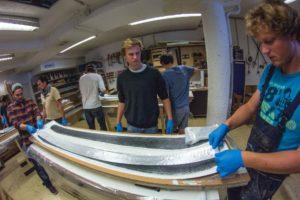 skibau workshop ski selber machen