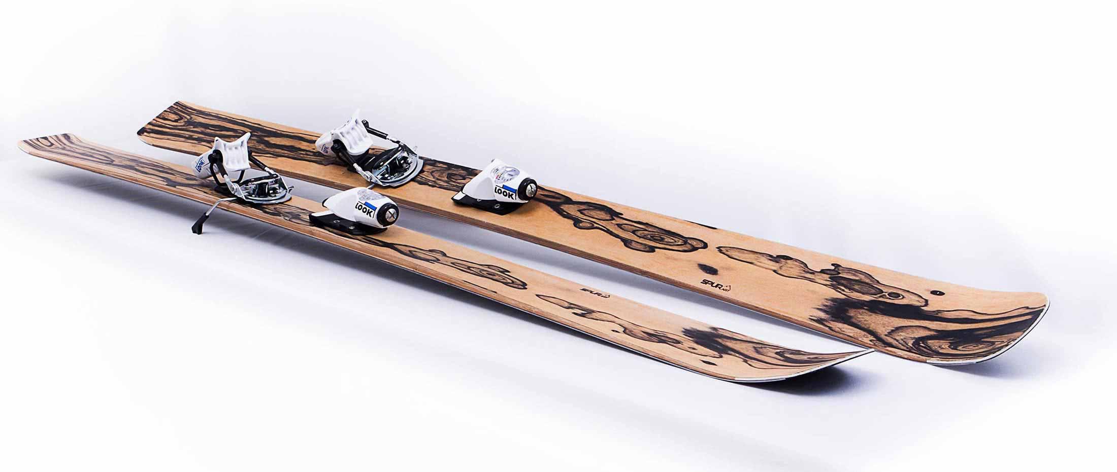 vustom made ski