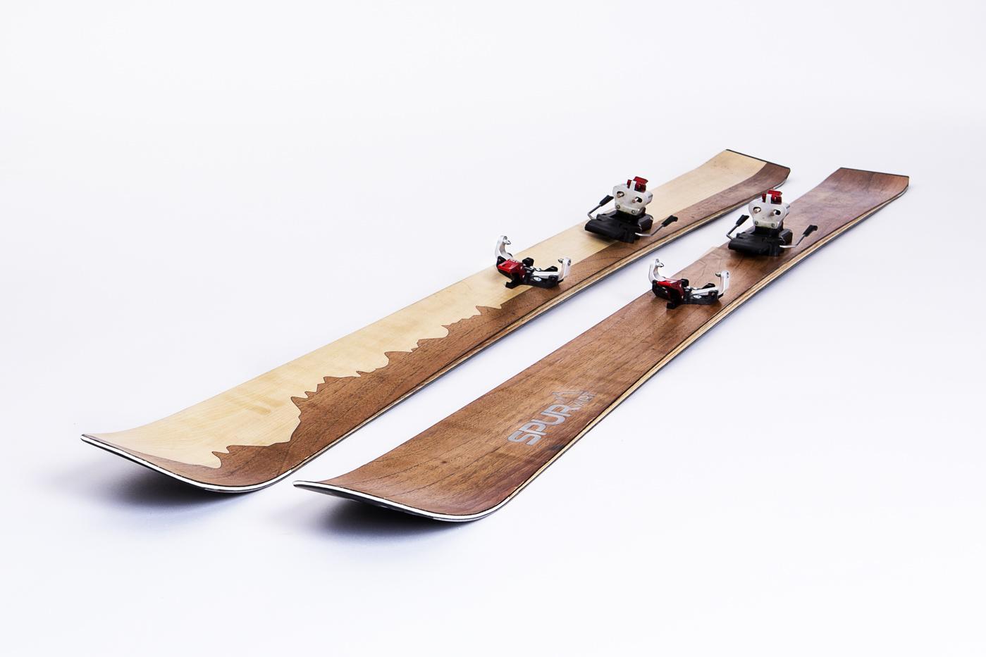 SPURart Custom Ski aus Tirol