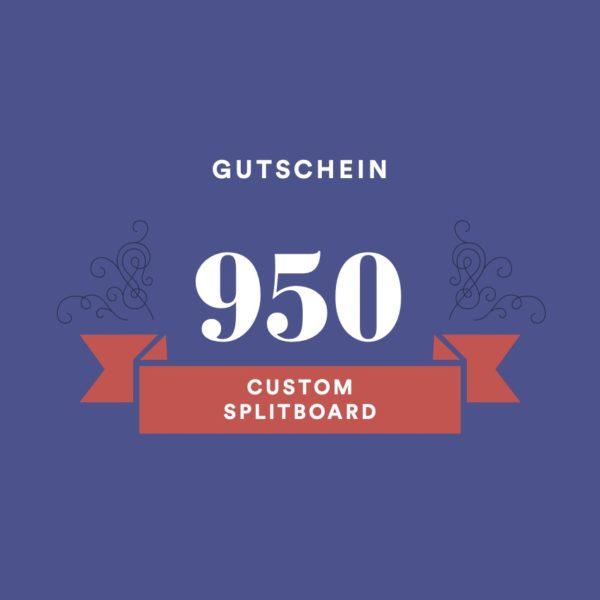 Gutschein-Custom-Splitboard